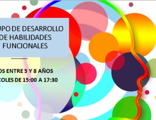 GRUPO DE DESARROLLO DE HABILIDADES FUNCIONALES
